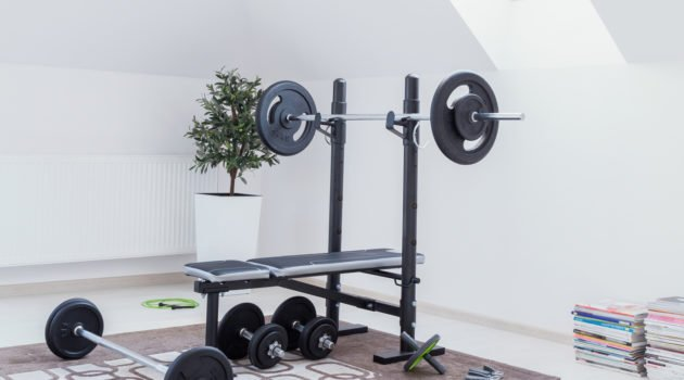 How to Use Weight Bench