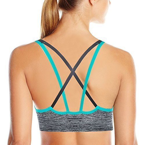 AKAMC-Womens-Removable-Padded-Sports-Bras-Medium-Support-Workout-Yoga-Bra-3-Pack-0-0
