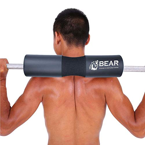 BEAR-STRENGTH-CONDITIONING-Next-Generation-Squat-Pad-Comfortable-Barbell-Sponge-for-Hip-Thrusts-Squats-and-Lunges-0-0