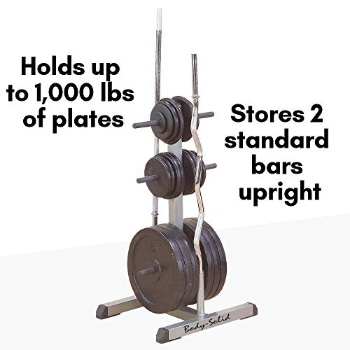Body-Solid-Standard-Weight-Plate-Tree-and-Bar-Holder-GSWT-0-0