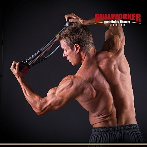 Bullworker-20-Steel-Bow-Full-Body-Workout-Portable-Home-Gym-Isometric-Exercise-Equipment-for-Fast-Strength-Training-Gains-Cross-Training-Fitness-Chest-Back-Arms-and-Abs-Exercise-Machine-0-0