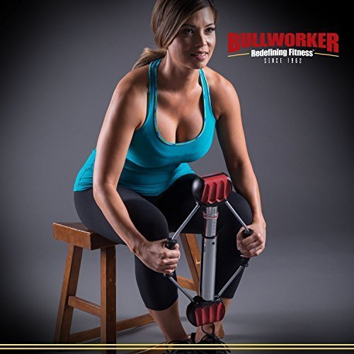 Bullworker-20-Steel-Bow-Full-Body-Workout-Portable-Home-Gym-Isometric-Exercise-Equipment-for-Fast-Strength-Training-Gains-Cross-Training-Fitness-Chest-Back-Arms-and-Abs-Exercise-Machine-0-3