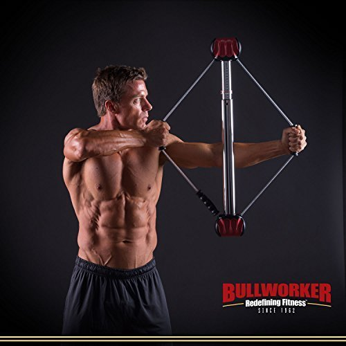 Bullworker-36-Bow-Classic-Full-Body-Workout-Portable-Home-Gym-Isometric-Exercise-Equipment-for-Fast-Strength-Training-Gains-Cross-Training-Fitness-Chest-Back-Arms-and-Abs-Exercise-Machine-0-0