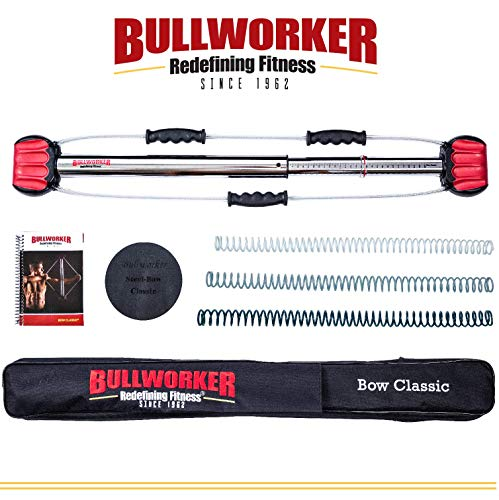 Bullworker-36-Bow-Classic-Full-Body-Workout-Portable-Home-Gym-Isometric-Exercise-Equipment-for-Fast-Strength-Training-Gains-Cross-Training-Fitness-Chest-Back-Arms-and-Abs-Exercise-Machine-0