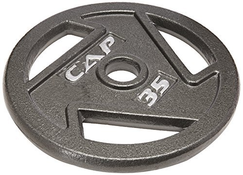 CAP-Barbell-2-Inch-Olympic-Grip-Plate-0