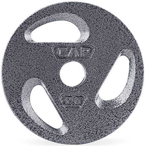 CAP-Barbell-Standard-1-Inch-Grip-Plate-Single-0