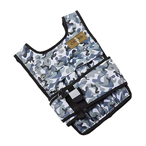 CROSS101-Adjustable-Camouflage-Weighted-Vest-12LBS-140LBS-0