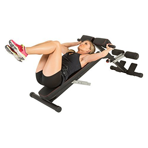 Fitness-Reality-X-Class-Light-Commercial-Multi-Workout-AbdominalHyper-Back-Extension-Bench-0-4