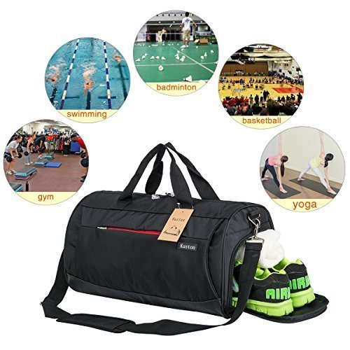 Kuston-Sports-Gym-Bag-with-Shoes-Compartment-Travel-Duffel-Bag-for-Men-and-Women-0-5