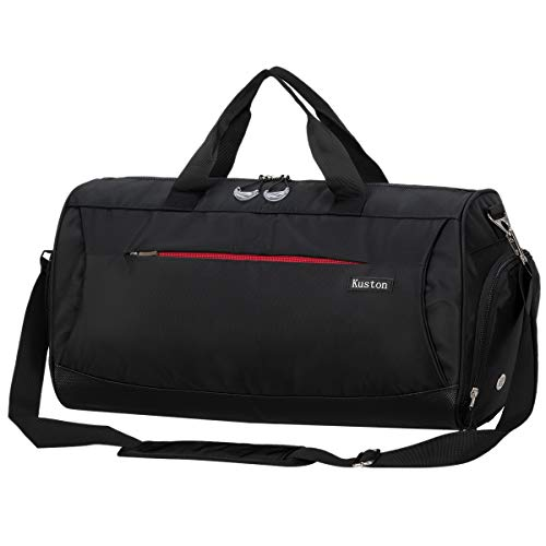 Kuston-Sports-Gym-Bag-with-Shoes-Compartment-Travel-Duffel-Bag-for-Men-and-Women-0