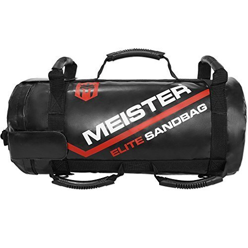 Meister-50lb-Elite-Fitness-Sandbag-Package-w-3-Removable-Kettlebells-0-0