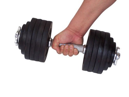 One-Pair-of-Adjustable-Dumbbells-Cast-Iron-Total-105-Lbs-2-X-525-Lbs-by-Unipack-0-2