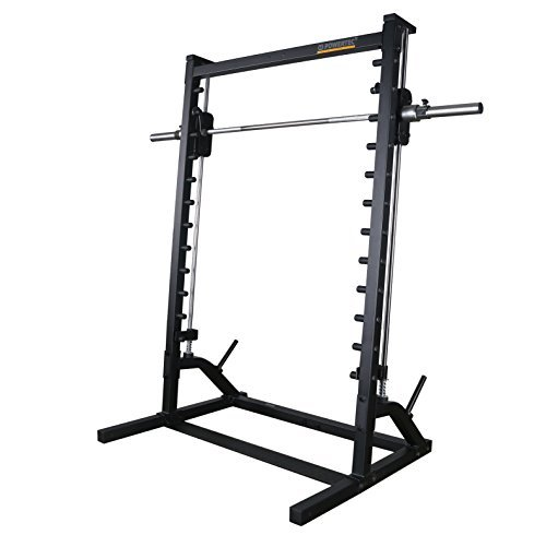 Powertec-Fitness-Workbench-Roller-Smith-System-Black-0