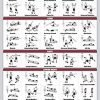 QuickFit-Resistance-Bands-Workout-Exercise-Poster-Double-Sided-Laminated-18-x-27-0