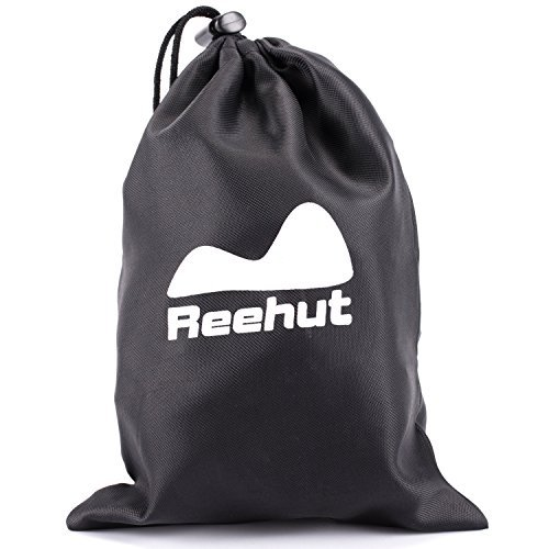 REEHUT-2-Pair-Quick-Release-Olympic-Barbell-Clamp-Locking-Collar-with-Carrying-Case-Workout-Pro-Secure-Snap-Latch-for-Squat-WeightliftingPowerlifting-Training-0-3