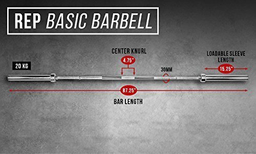 Rep-Basic-Barbell--2-Olympic-Plates-700-lb-Capacity-0-1