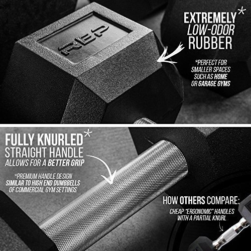 Rep-Rubber-Hex-Dumbbells-with-Low-Odor-and-Fully-Knurled-Handle-0-0