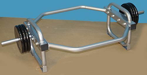 TDS-Shrug-Hip-Bar-with-Stand-for-Standard-Plates-400-Capacity-0-0