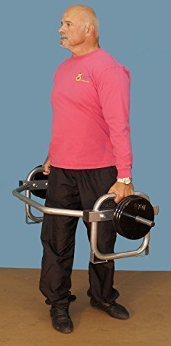 TDS-Shrug-Hip-Bar-with-Stand-for-Standard-Plates-400-Capacity-0-1