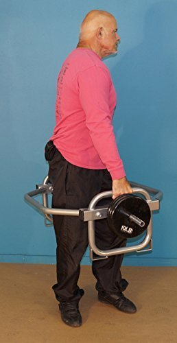 TDS-Shrug-Hip-Bar-with-Stand-for-Standard-Plates-400-Capacity-0-2