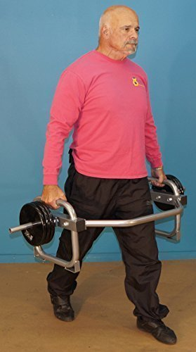 TDS-Shrug-Hip-Bar-with-Stand-for-Standard-Plates-400-Capacity-0-4