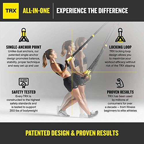 TRX-ALL-IN-ONE-Suspension-Training-System-Full-Body-Workouts-for-your-Home-Gym-Travel-and-Outdoors-Includes-Indoor-Outdoor-Anchors-Workout-Guide-and-Video-Downloads-0-1