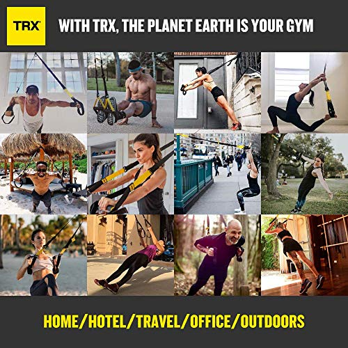 TRX-ALL-IN-ONE-Suspension-Training-System-Full-Body-Workouts-for-your-Home-Gym-Travel-and-Outdoors-Includes-Indoor-Outdoor-Anchors-Workout-Guide-and-Video-Downloads-0-3