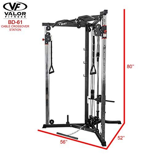Valor-Fitness-BD-61-Cable-Crossover-Station-0-0