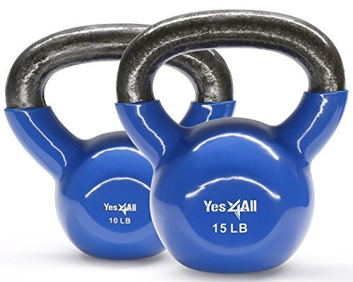 Yes4All-Combo-Special-Vinyl-Coated-Kettlebell-Weight-Sets--Weight-Available-5-10-15-20-25-30-lbs-0-0
