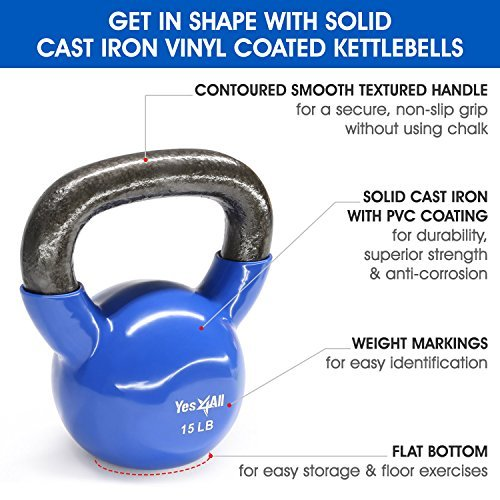 Yes4All-Combo-Special-Vinyl-Coated-Kettlebell-Weight-Sets--Weight-Available-5-10-15-20-25-30-lbs-0-2