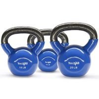 Coated Kettlebells