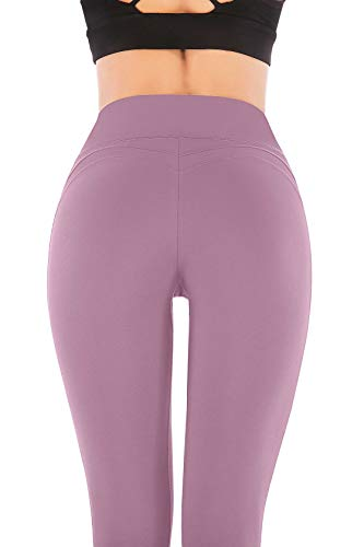 IUGA-Yoga-Pants-Workout-Leggings-for-Women-4-Way-Stretch-Yoga-Leggings-for-Fitness-Yoga-Jogging-and-Golf-Pants-0-7