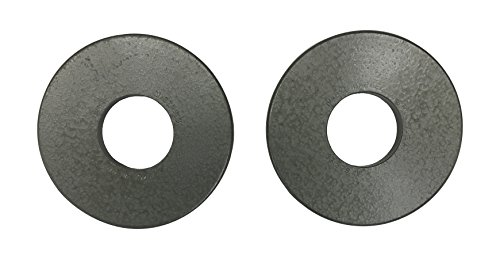 Ivanko-OM-125-Cast-Iron-Machined-Olympic-Plate-Grey-125-lbs-PAIR-0-0