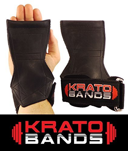 Krato-Bands-Kevlar-PRO-Superior-Strength-and-Comfort-Kevlar-Design-Makes-Them-The-Strongest-Versa-Lifting-Grips-Straps-Gloves-Hooks-Available-Versatile-Weightlifting-0-4