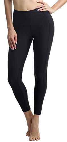 Persit-Womens-Premium-Yoga-Pants-with-Side-Inner-Pockets-Non-See-Through-Tummy-Control-4-Way-Stretch-High-Waist-Leggings-0-0