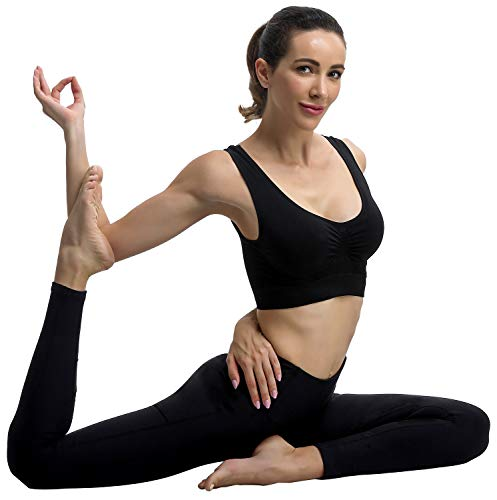 Persit-Womens-Premium-Yoga-Pants-with-Side-Inner-Pockets-Non-See-Through-Tummy-Control-4-Way-Stretch-High-Waist-Leggings-0-3