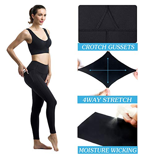 Persit-Womens-Premium-Yoga-Pants-with-Side-Inner-Pockets-Non-See-Through-Tummy-Control-4-Way-Stretch-High-Waist-Leggings-0-4