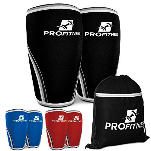 ProFitness-Knee-Sleeve-Squat-Support-and-Compression-for-Powerlifting-0