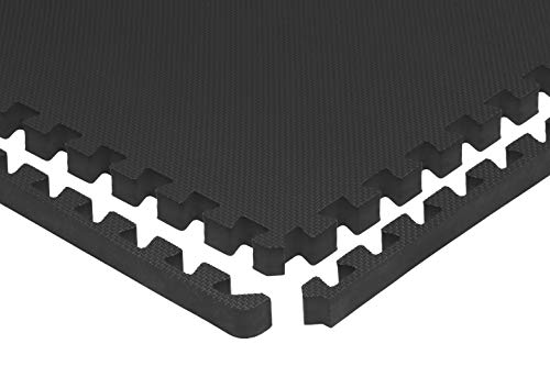 Prosource-Fit-Extra-Thick-Puzzle-Exercise-Mat-34-1-EVA-Foam-Interlocking-Tiles-for-Protective-Cushioned-Workout-Flooring-for-Home-and-Gym-Equipment-0-0
