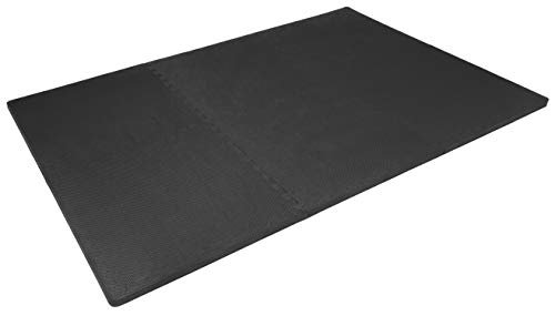 Prosource-Fit-Extra-Thick-Puzzle-Exercise-Mat-34-1-EVA-Foam-Interlocking-Tiles-for-Protective-Cushioned-Workout-Flooring-for-Home-and-Gym-Equipment-0-2