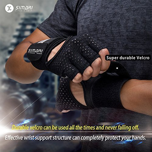 SIMARI-Workout-Gloves-for-Women-MenTraining-Gloves-with-Wrist-Support-for-Fitness-Exercise-Weight-Lifting-Gym-CrossfitMade-of-Microfiber-and-Lycra-SMRG902-0-4